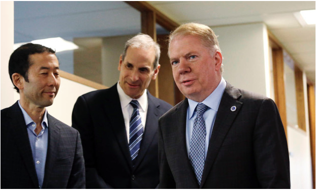 Plaintiff could request Seattle Mayor Ed Murray to under another exam