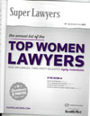 Super Lawyers 2015 Top Women Lawyers