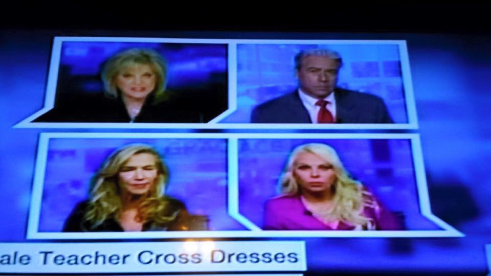 Nancy Grace program with Anne Bremner