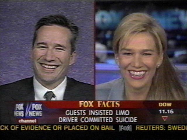 Anne Bremner on Fox News