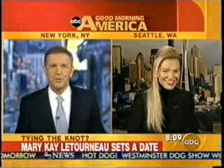 ABC Good Morning America – Mary Kay Letourneau Case with Anne Bremner