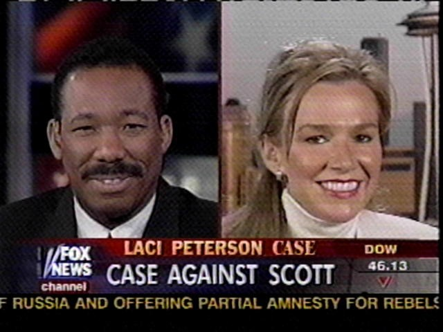 Anne Bremner on Fox News – Laci Peterson Case