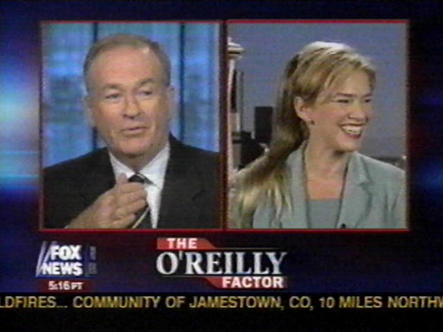 Fox News Bill O'Reilly – Legal analyst Anne Bremner