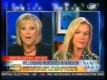 CNN Nancy Grace - Millionaire murdered in mansion.